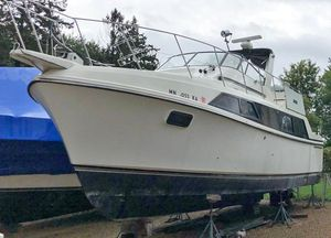 Used Carver Mariner 3697 Convertible Fishing Boat For Sale