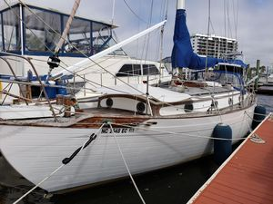 Used Tayana Cutter Sailboat For Sale