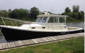 Used Eastern Judge 32 Cruiser Boat For Sale