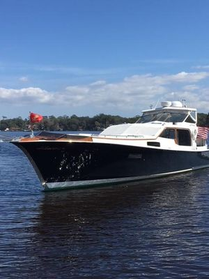 Used Cheoy Lee Midnight Lace Cruiser Boat For Sale