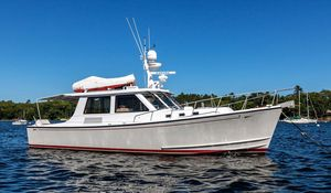 Used Sparkman & Stephens Downeast Sedan Downeast Fishing Boat For Sale