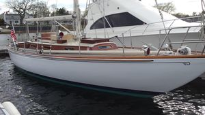Used Hinckley Cutter Sailboat For Sale
