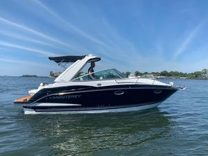 Used Monterey 275 Sport Yacht Express Cruiser Boat For Sale
