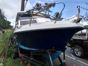 Used Glasply 24 Marauder Pilothouse Boat For Sale