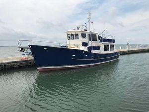 Used Cherubini Independencetrawler Trawler Boat For Sale