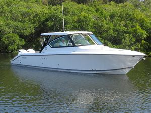 Used Pursuit 295dc Cruiser Boat For Sale