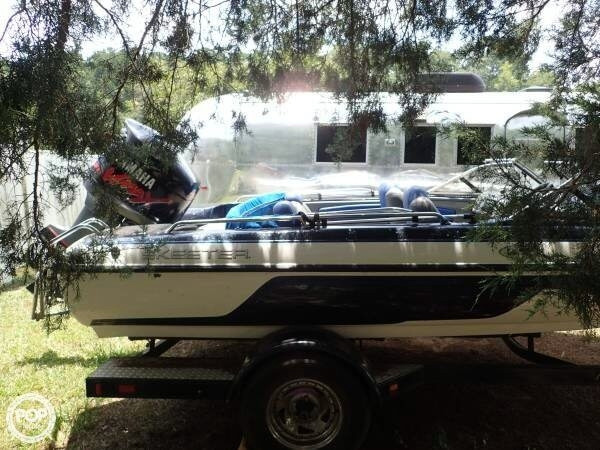 Used Skeeter SL190 S&F Bowrider Boat For Sale