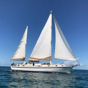 Used Gulfstar 52 Independence Motorsailer Sailboat For Sale