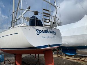 Used Freedom Yachts 30 Sloop Sailboat For Sale