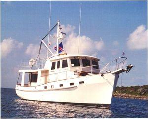 Used Krogen 42 Widebody Trawler Boat For Sale