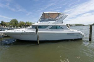 Used Sea Ray 440 Express Bridge Motor Yacht For Sale