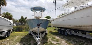 Used Sea Chaser 24 HFC Center Console Fishing Boat For Sale