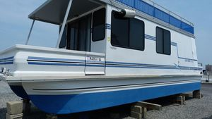 Used Aqua Cruiser S.E. 35 X 10 House Boat For Sale