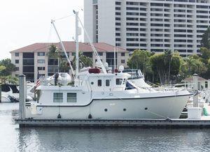 Used Nordhavn 40 Trawler Boat For Sale