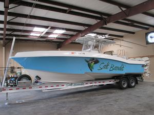 Used Dusky Center Console Fishing Boat For Sale