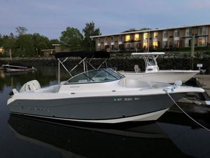 Used Striper 2101 Dual Console Center Console Fishing Boat For Sale