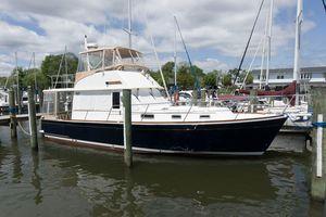 Used Sabre 42 Fly Bridge Sedan Motor Yacht For Sale