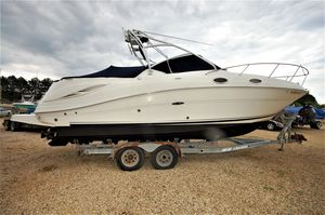 Used Sea Ray 270 Amberjack Sports Fishing Boat For Sale