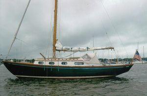 Used Rhodes Chesapeake 32 Sloop (complete Rebuild) Sloop Sailboat For Sale