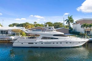 Used Johnson Flybridge Motoryacht W/extension Motor Yacht For Sale