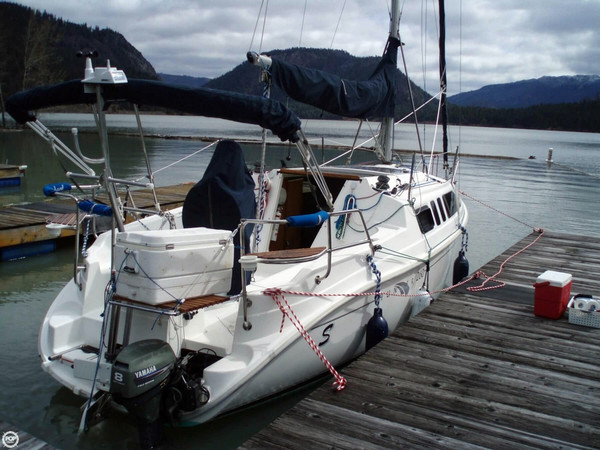 Used Hunter H 260 Racer and Cruiser Sailboat For Sale