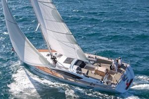 New Jeanneau 58 Cruiser Sailboat For Sale