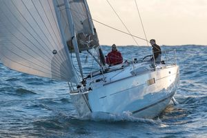 New Jeanneau 349 Sun Odyssey Racer and Cruiser Sailboat For Sale