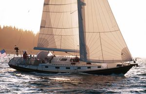 Used Morris Ocean Series 46 Cruiser Sailboat For Sale