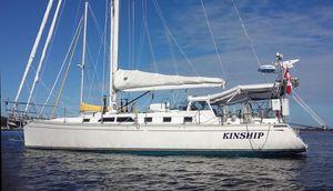 Used Saga 43 Plus Cruiser Sailboat For Sale