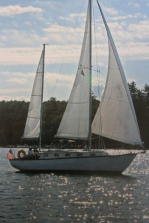 Used Cape Dory 30 Ketch Sailboat For Sale