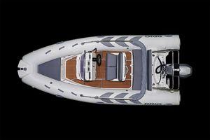 New Brig Inflatables Navigator 520 Tender Boat For Sale