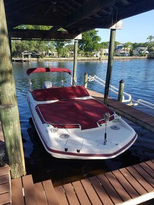 Used Godfrey Fun Deck Bowrider Boat For Sale