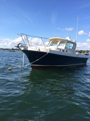 Used Albin 28 TE Tournament Downeast Fishing Boat For Sale