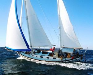 Used Blue Water Ingrid 38 Cruiser Sailboat For Sale