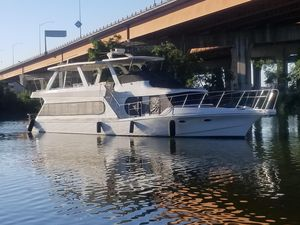 Used Bluewater Yachts Coastal Cruiser Boat For Sale