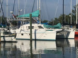 Used Manta 42 MKIV Cruiser Sailboat For Sale