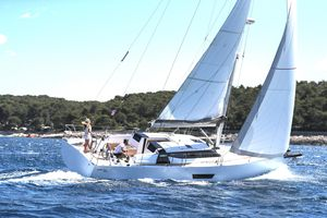 New Elan GT5 Cruiser Sailboat For Sale