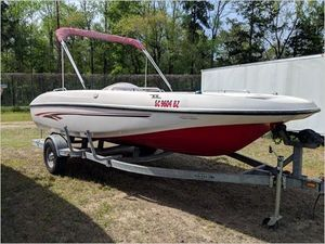 Used Tracker 192 Tahoe Bowrider Boat For Sale