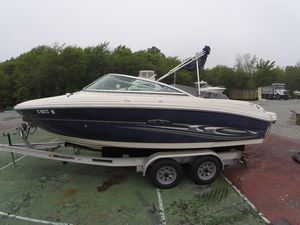 Used Sea Ray 200 Select High Performance Boat For Sale