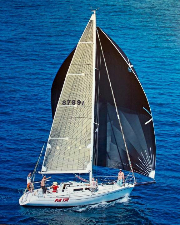 Used Soverel 33 Racer and Cruiser Sailboat For Sale