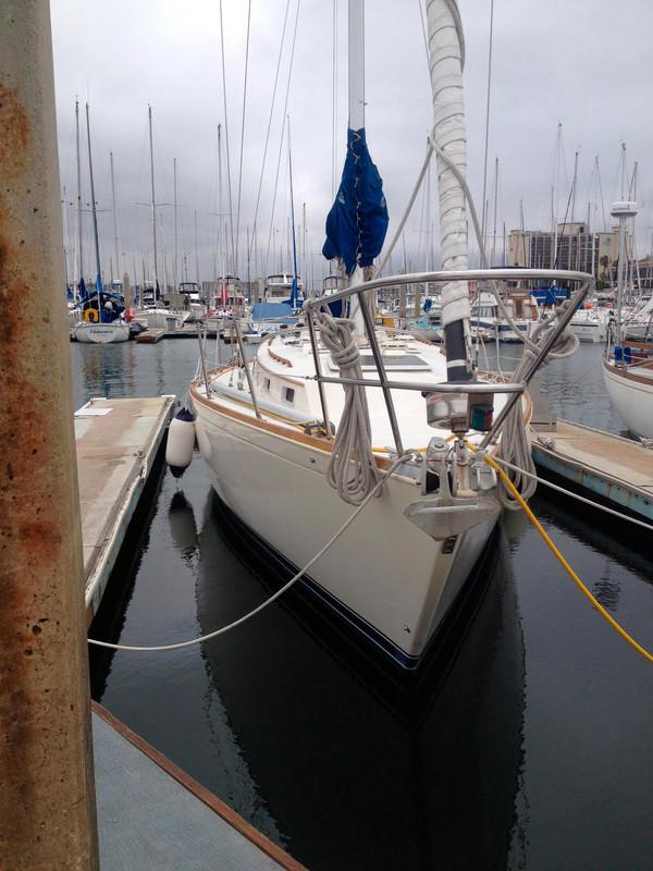 Used Sabre 38 Sloop Sailboat For Sale