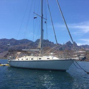 Used Caliber 40lrc SE Cruiser Sailboat For Sale