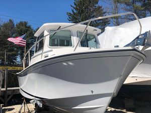 New Steiger Craft 23 DV Miami Cuddy Cabin Boat For Sale
