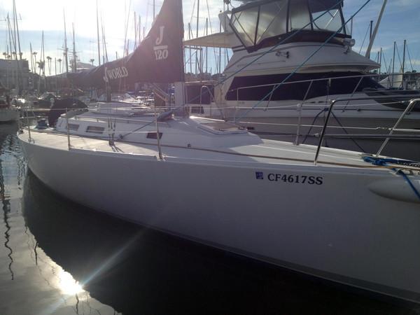 Used J Boats J120 J120 J 120 Sloop Sailboat For Sale