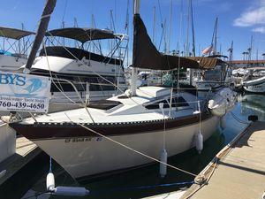 Used Lancer 27 Motorsailer Sailboat For Sale