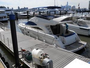 Used Viking Princess 52 Sport Cruiser W 825 HRS Motor Yacht For Sale