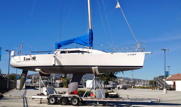Used Mumm 36 Racer and Cruiser Sailboat For Sale