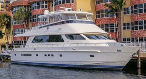 Used Hargrave 78 Open Bridge Motor Yacht For Sale