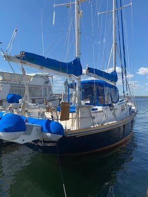 Used Fuji Cruiser Sailboat For Sale