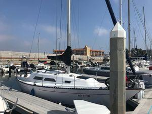 Used Islander 28 Sloop Sailboat For Sale